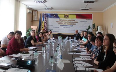 """Seminarul de instruire """"Administrații publice eficiente cu bugete transparente"""""""
