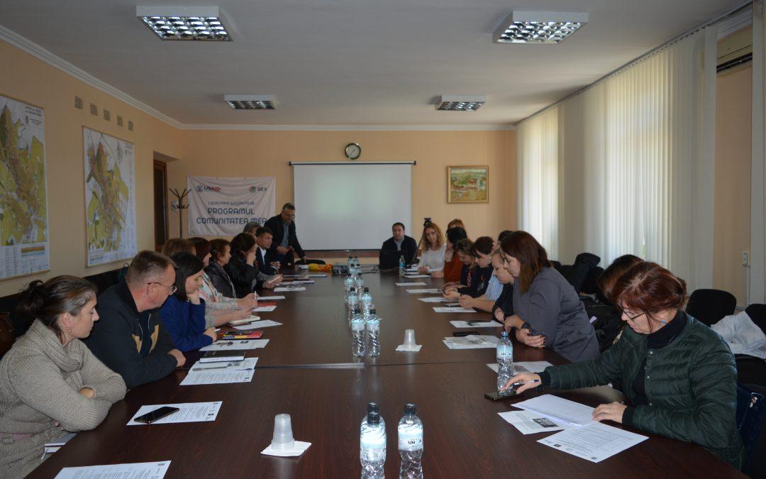 Raportul de evaluare pentru procesul de bugetare participativă în orașul Ialoveni